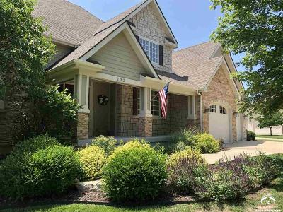 Lawrence Single Family Home For Sale: 232 Earhart Cir