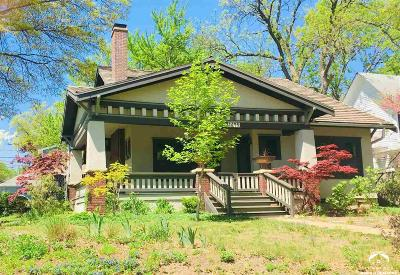 Lawrence Single Family Home For Sale: 1645 Kentucky