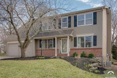 Lawrence Single Family Home Under Contract: 1224 Chadwick Court