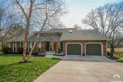 Lawrence Single Family Home Under Contract: 1616 Alvamar Dr