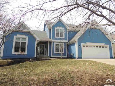 Lawrence Single Family Home Under Contract/Taking Bu: 709 Easy Street