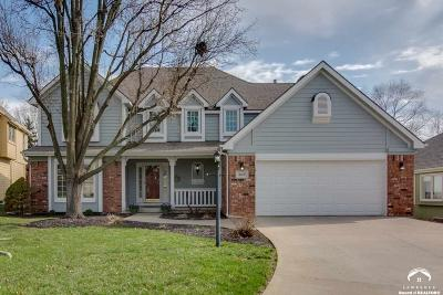 Lawrence Single Family Home For Sale: 4409 Stone Meadows Court