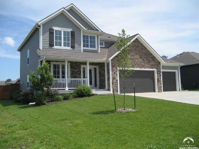 Lawrence Single Family Home For Sale: 5604 Bowersock