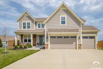 Lawrence Single Family Home Under Contract: 5708 Warren Court