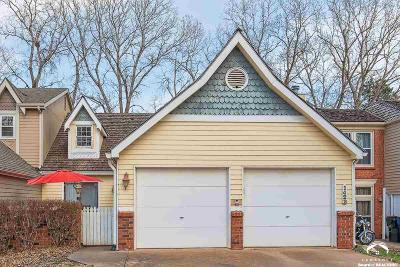Lawrence Single Family Home Under Contract: 1422 Stone Meadows Dr