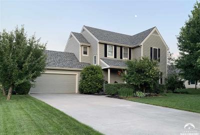 Eudora Single Family Home For Sale: 2318 Pheasant Place
