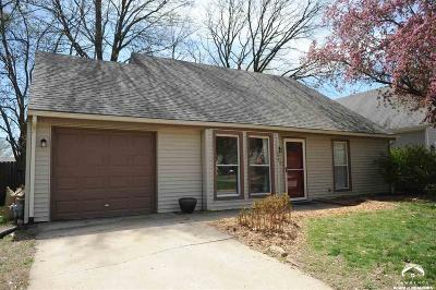 Lawrence Single Family Home For Sale: 3209 W 25th Street