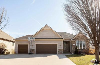 Lawrence Single Family Home For Sale: 1216 Waverly Drive