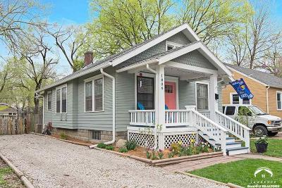 Lawrence Single Family Home Under Contract: 1809 Illinois
