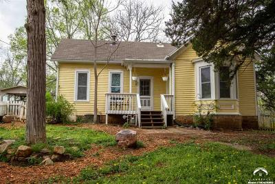 Lecompton Single Family Home For Sale: 505 Boone St.