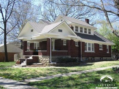 Baldwin City Single Family Home Under Contract: 901 7th Street