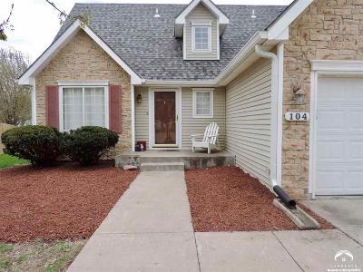 Lawrence KS Single Family Home For Sale: $259,900