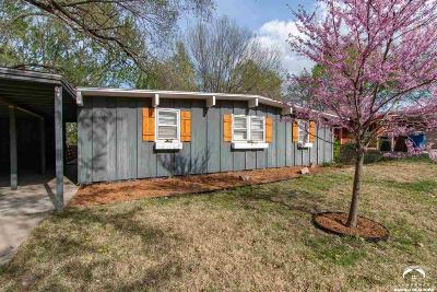 Lawrence Single Family Home Under Contract/Taking Bu: 2526 Belle Crest Drive
