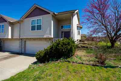 Lawrence Single Family Home For Sale: 1537-B Legend Trail Drive
