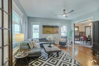Lawrence KS Single Family Home For Sale: $499,900