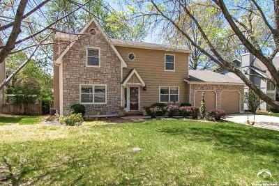 Lawrence Single Family Home For Sale: 4013 Harvard Rd