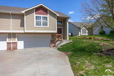 Lawrence Single Family Home For Sale: 4924 Stoneback Pl