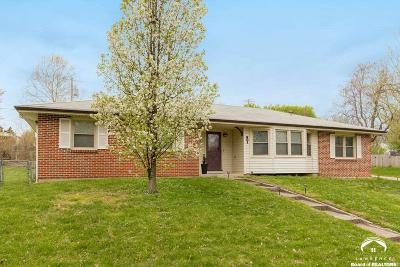 Eudora Single Family Home For Sale: 801 Fir Street