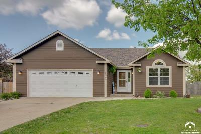 Eudora Single Family Home For Sale: 830 E 12th St
