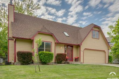 Lawrence KS Single Family Home For Sale: $285,000