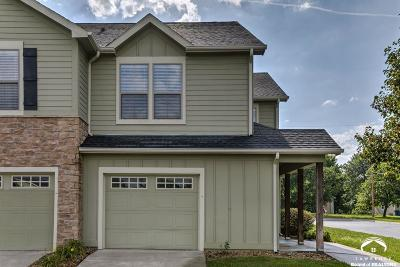 Lawrence Single Family Home Under Contract/Taking Bu: 625 Folks Rd #108