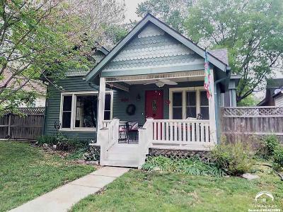 Baldwin City Single Family Home For Sale: 606 Jersey Street