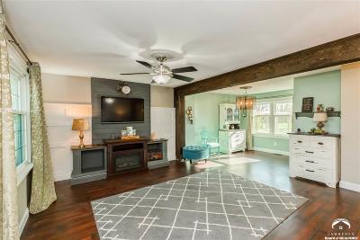 Eudora Single Family Home Under Contract: 915 Cedar Pl