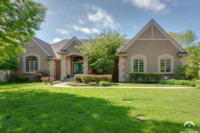 Lawrence Single Family Home For Sale: 4521 Nicklaus Drive