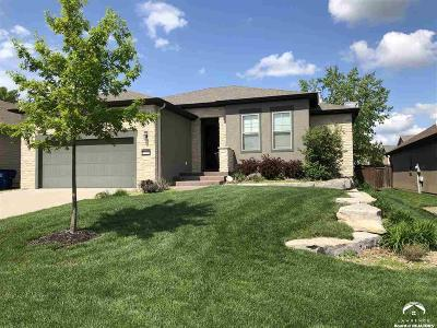 Lawrence Single Family Home Under Contract/Taking Bu: 5828 Simple Ln.
