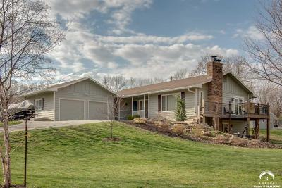 Lawrence Single Family Home Under Contract: 4130 W 12th Street