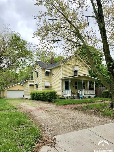 Single Family Home For Sale: 716 Alabama St