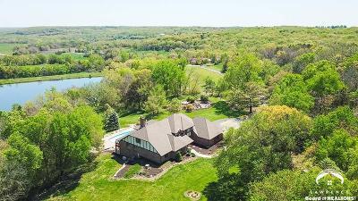 Baldwin City Single Family Home For Sale: 1488 N 600 Road