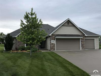 Lawrence Single Family Home For Sale: 3909 Pennycress Ct