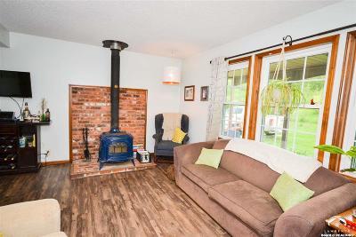 Lecompton Single Family Home Under Contract: 1934 E 300 Road