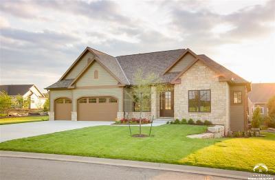 Lawrence Single Family Home For Sale: 115 Fall Ridge Ln