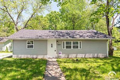 Eudora Single Family Home Under Contract: 1022 Fir St.