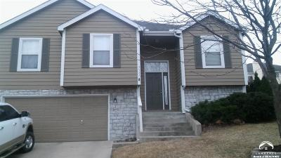 Lawrence Single Family Home For Sale: 3533 Eagle Pass Court