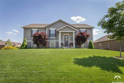 Lawrence Single Family Home Under Contract: 4111 Doolittle Dr.