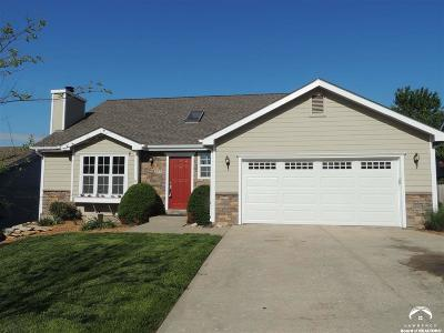 Lawrence Single Family Home Under Contract/Taking Bu: 2513 Via Linda