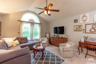 Lawrence Single Family Home For Sale: 2912 Fenwick Rd