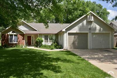 Lawrence Single Family Home For Sale: 1008 Prescott Drive