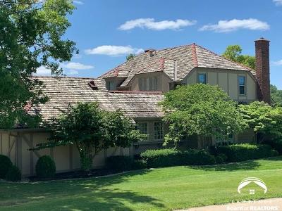 Lawrence Single Family Home For Sale: 1901 Quail Run