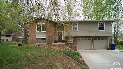 Lawrence Single Family Home For Sale: 3417 Westridge