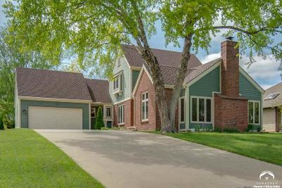 Lawrence Single Family Home For Sale: 2113 Inverness Drive