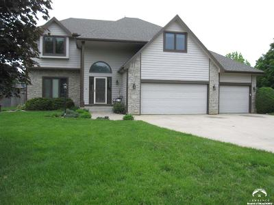 Lawrence Single Family Home For Sale: 1001 Biltmore Dr.