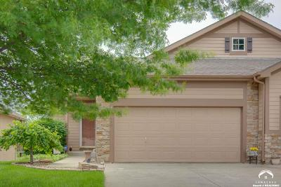 Lawrence Single Family Home For Sale: 1447 Legends Circle