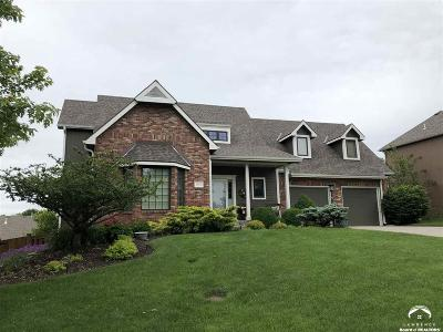 Lawrence Single Family Home For Sale: 1005 Branchwood