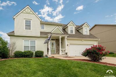 Baldwin City Single Family Home For Sale: 506 Heritage Drive