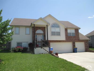 Tonganoxie Single Family Home For Sale: 827 N Chestnut Dr.