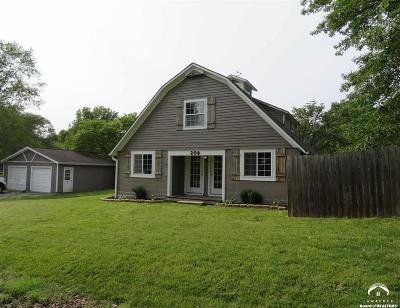 Oskaloosa Single Family Home For Sale: 208 Lawrence St